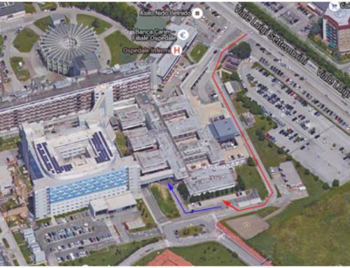 Ospedale di Rimini – Nuovi Parcheggi Donatori Avis