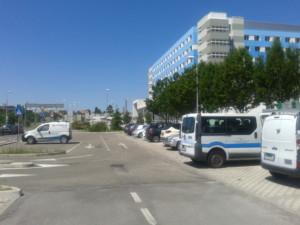 nuovo parcheggio Avis comunale Rimini