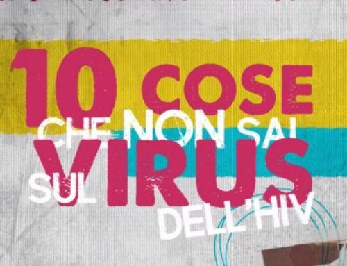 """""""10 cose che non sai sull'HIV"""". Il nuovo video di Nps Italia Onlus per informare e prevenire"""