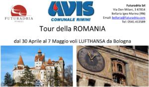 Tour della Romania - Avis Comunale Rimini @ Romania | Bucarest | Bucarest | Romania
