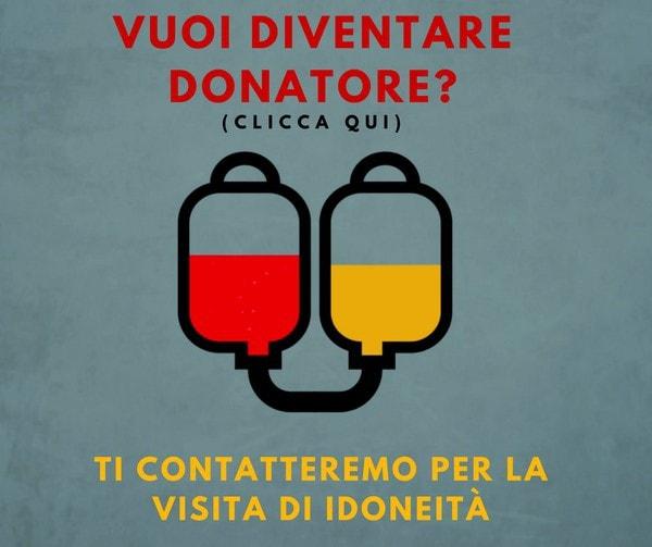 Donazione online: diventa donatore con un click!
