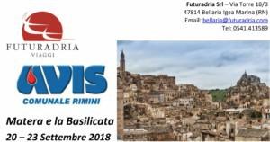 Avis Rimini - Matera e Basilicata @ Matera e Basilicata | Basilicata | Italia