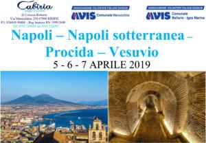 Napoli, Procida, Vesuvio - Avis Bellaria I.M. e Verucchio @ Napoli, Procida e Vesuvio